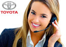 Toyota Parts Service