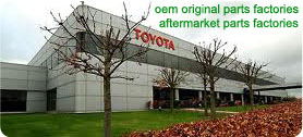 Toyota Spares Factories