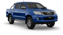 Toyota Hilux Suspension Parts