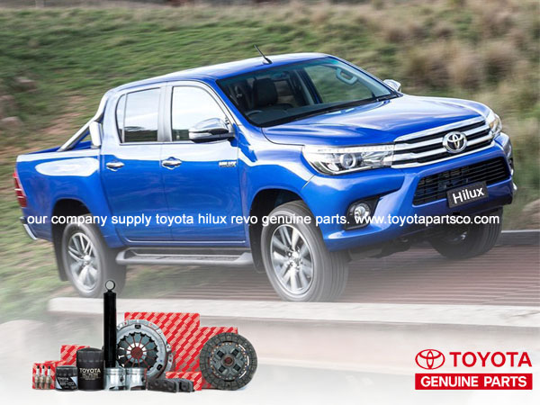 New Hilux Revo Parts