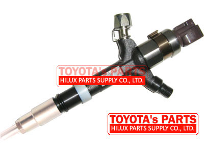 23670-29036,Toyota 1CD-FTV Corolla Fuel Injector