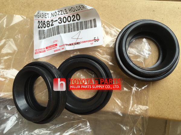 23682-30020,Genuine Toyota 1KD 2KD Nozzle Holder Gasket,23682-0L010