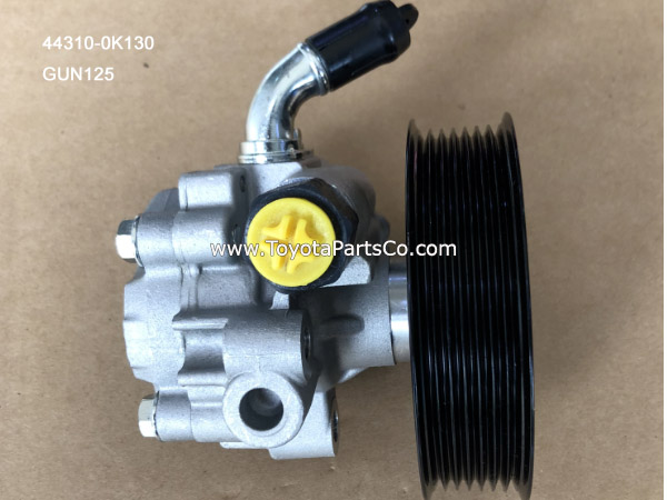 44310-0K130,Toyota Steering Pump For Hilux Revo 1GD 2GD